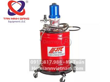Thiết bị bơm mỡ hoạt động khí nén JTC-1034