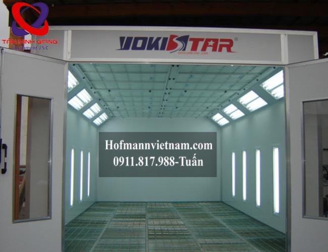 Phòng sơn xe du lịch Yokistar
