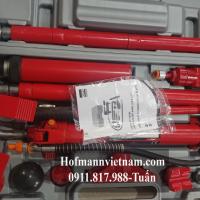 Bộ dụng cụ kéo nắn sửa chữa thân vỏ Zhongxing